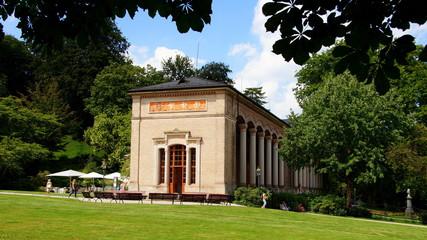 Trinkhalle im Kurpark Baden-Baden