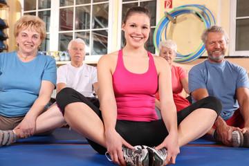 Seniorensportgruppe