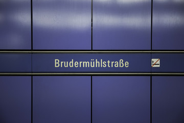 Brudermühlstraße München