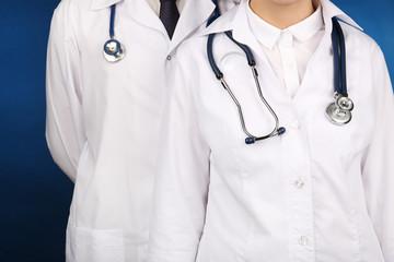 Doctors, close-up