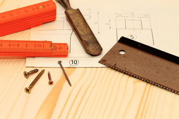 Heimwerken, Holzbearbeitung
