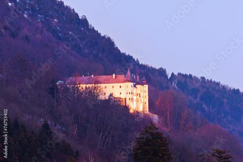 Papiers peints Chateau Tratzberg Castle - Tyrol Austria