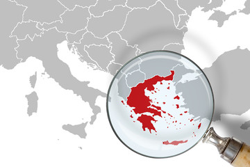 La Grecia sotto osservazione - Greece under scrutiny