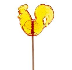 Sugar lollipop