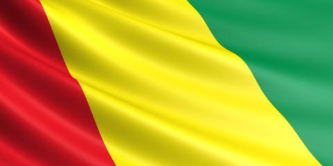 Guinea flag.