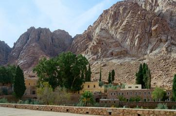 Egypt, St. Catherine's Monastery