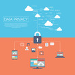 Data privacy in cloud computing technology with digital devices - 76759201