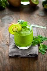 Grünes Smoothie