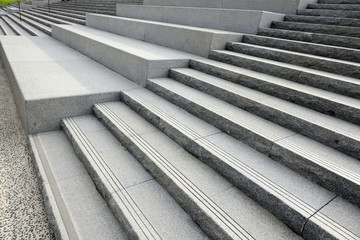 Stone Stairs Sideways