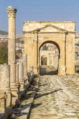 Nordtor von Jerash