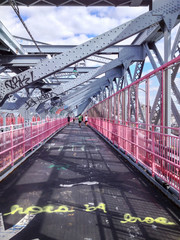 Williamsburg Bridge Walkway
