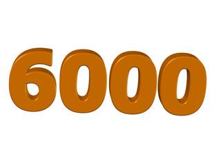kahve renkli 6000