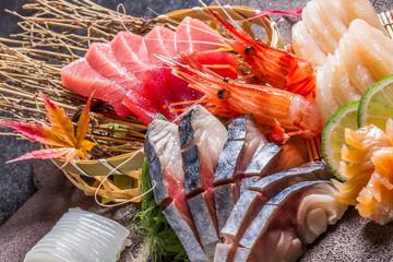 刺身 盛り合わせ 日本食