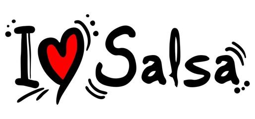 Salsa love