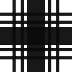 plaid pattern monochromatic