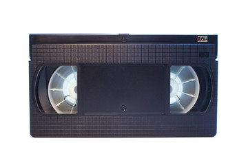 Cinta VHS video analógico