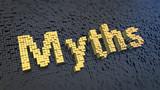 Myths cubics poster
