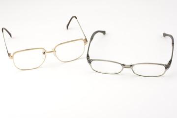 2つの眼鏡