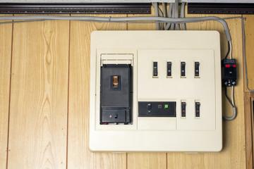 40Aの住宅用分電盤