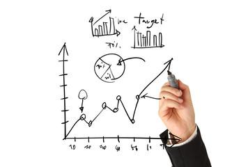 drawing graphs and charts
