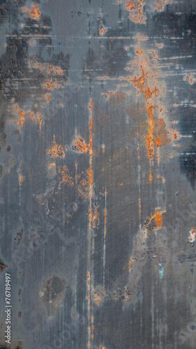 Aluminium Metal Old Scratched Rusty Texture
