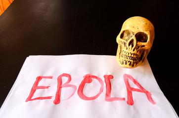 Word Ebola Text