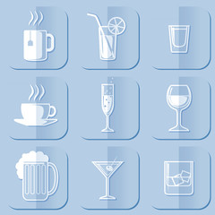Drinking Icons