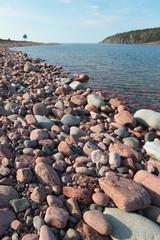 Hohe Küste an der Ostsee