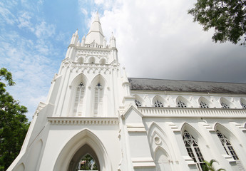 Cathedral of St Andrew in Singapore, Singapore