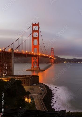 Golden Gate Bridge, San Francisco, California - 76800836