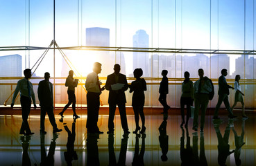 Business People Collaboration Team Professional Concept