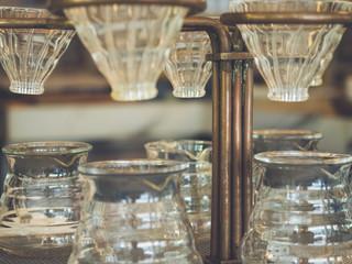 Drip Coffee ,Glass Kits Vintage style