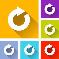 refresh icons