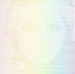 volto arcobaleno