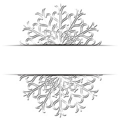 ornament background - vector illustration