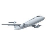 jet airplane - 76810601