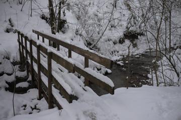 Brücke Seitlich