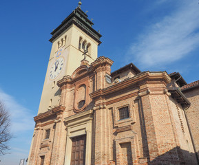 San Giorgio church in Chieri