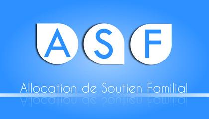 ASF : Allocation de Soutien Familial