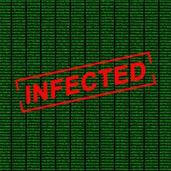 ordinateur infecté