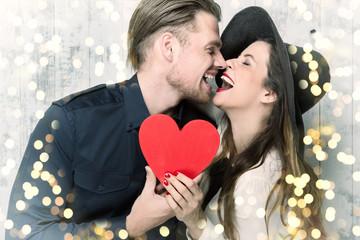 Liebe Valentinspaar