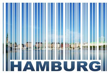 Barcode - Hamburg