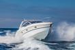 motor boat - 76819210