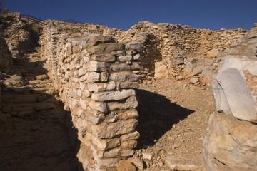 Poblado Ibérico del Puig de la Nao Benicarló siglo V a C 87