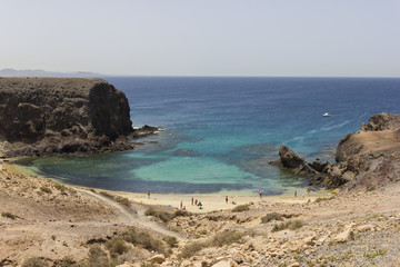 Viegin beach
