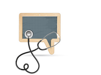panneau médical