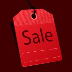 Price tag. Sale concept. Vector