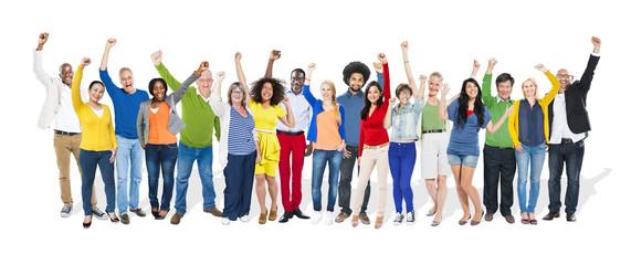 Diversity Ethnicity Multi-Ethnic Variation Concept