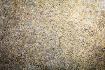 The stained concrete background
