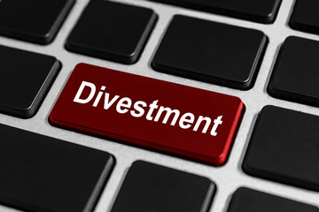 divestment button on keyboard